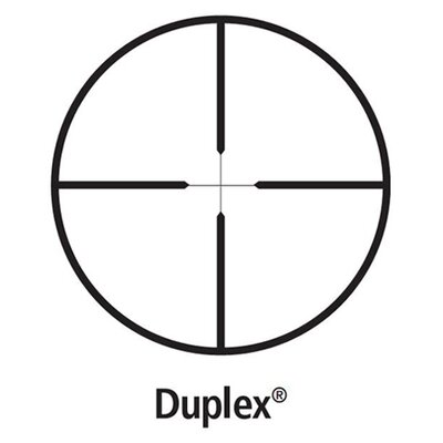 Leupold VX-2 1-4x20mm Duplex Riflescope