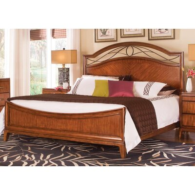 Wynwood Furniture Cypress Pointe Crown Panel Bedroom Collection