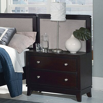 Bellaire 2 Drawer Nightstand