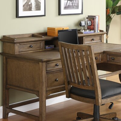 Newberry Writing Desk with Hutch