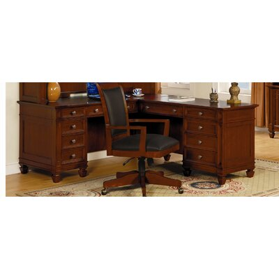 Wynwood Furniture Artisan L-Shape Desk
