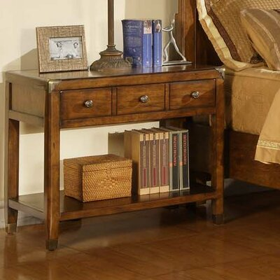 Wynwood Furniture Storehouse 1 Drawer Nightstand