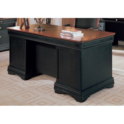 Wynwood Furniture Marlowe Executive Desk