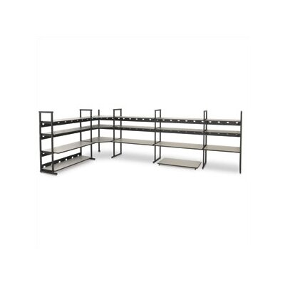 Kendall Howard 4 Post LAN Rack Bundle - Corner Rack