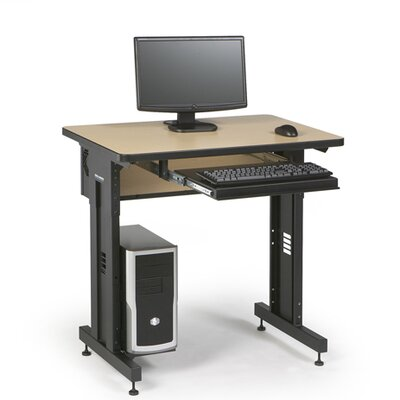 "Kendall Howard 36"" x 24"" Advanced Classroom Training Table"