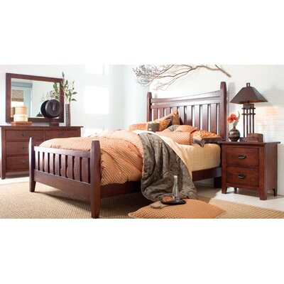 Kincaid Stonewater Slat Bedroom Collection