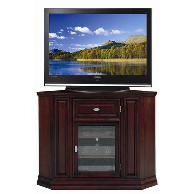 "Leick Furniture Riley Holliday 46"" Corner TV Stand"