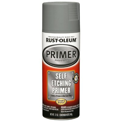 RustoleumAutomotive 12 Oz Dark Green Self Etching Primer Spray Paint 249322