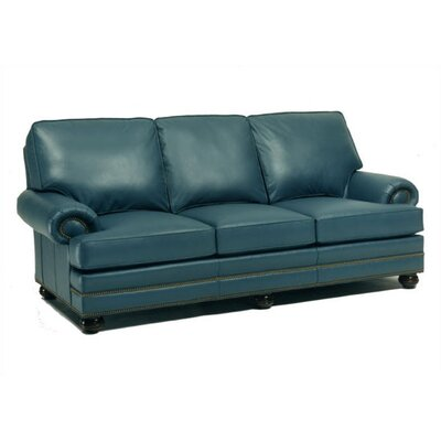 Vermont Leather Sleeper Sofa