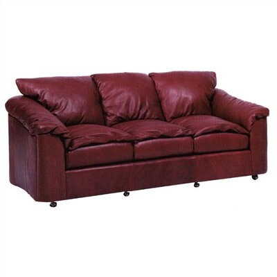 Distinction Leather Denver Leather Sleeper Sofa