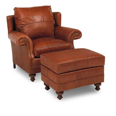 Cartwright Leather Armchair