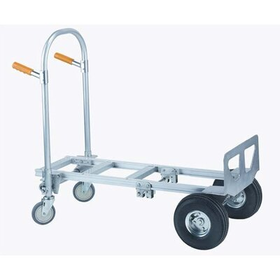 Wesco Manufacturing Spartan Economy 2-in-1 Trucks