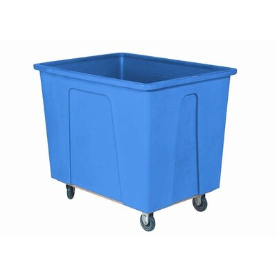 Wesco Manufacturing 128 Gallon Plastic Box Truck
