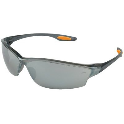 Crews LAW Protective Eyewear - law silver mirror lens