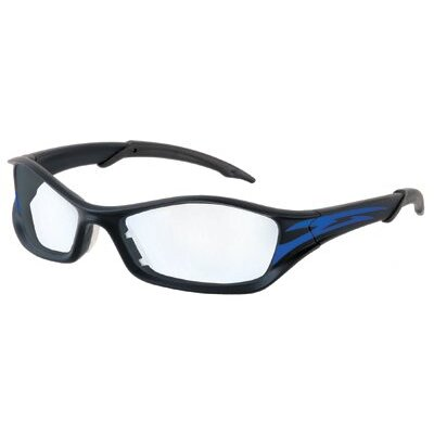 Crews Tribal Tattoo Proctective Eyewear - tribal onyx blue tattooclear