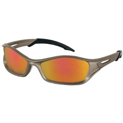 Crews Tribal Tattoo Proctective Eyewear - tribal graphite frame grey af