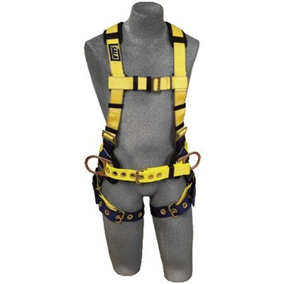 DBI/Sala Delta No-Tangle™ Harnesses - large construction veststyle harness