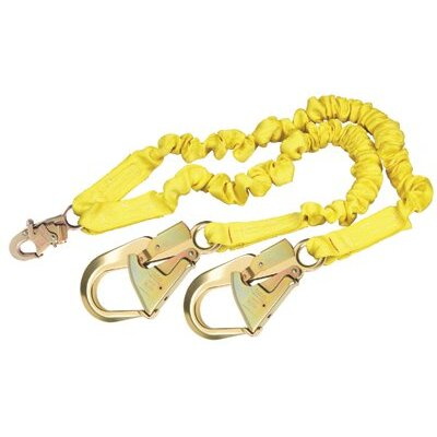 DBI/Sala Dbi/Sala - Shockwave2 Shock Absorbing Lanyards Shockwave2 100% 6': 098-1244409 - shockwave2 100% 6'