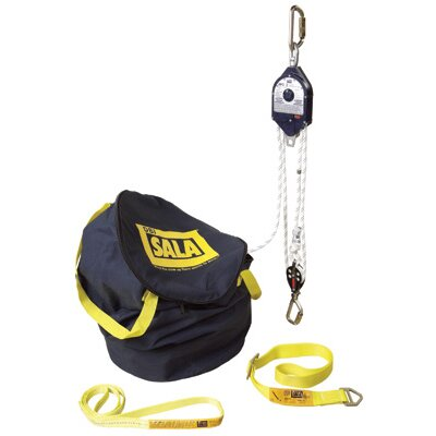 DBI/Sala Positioning Device With 0.167361111111111 Ratio, 15m Travel Length And 1000' Rope