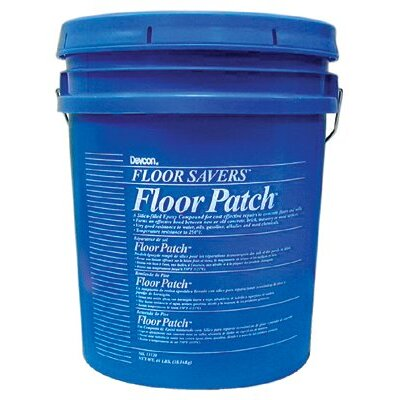 Devcon Floor Patch™ - 40-lbs epoxy floor patch