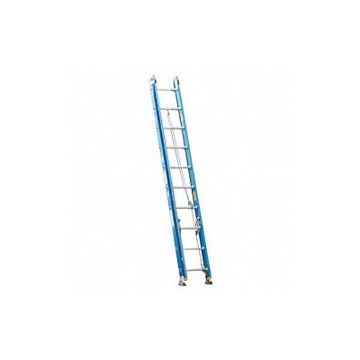 Werner 20' Fiberglass Extension Ladder D6020-2