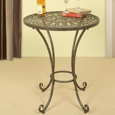 Passport Furniture End Table