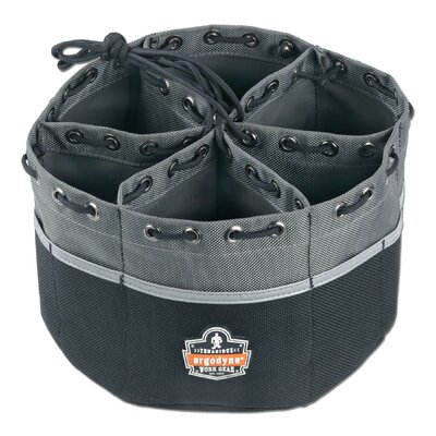 Ergodyne Arsenal 6-Pocket Cinch-Up Bag in Gray