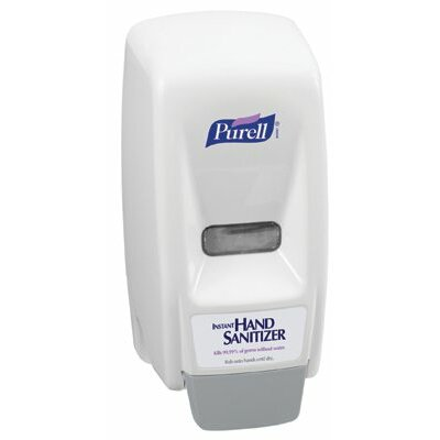 Gojo Dispensers - 800ml dispenser-white, 6/CT