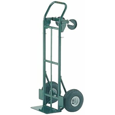 Harper Trucks Super Steel™ Convertible Hand Trucks - 700lb capacity steel convertable hand truck