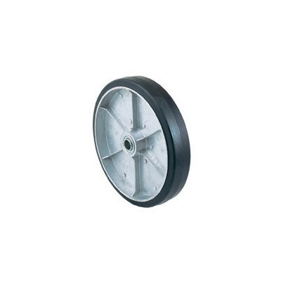 "Harper Trucks 10"" X 2"" Mold-On Rubber Ball Bearing Wheel"