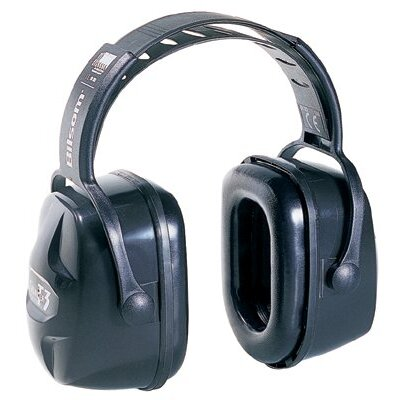 Howard Leight by Sperian Thunder® Earmuffs - thunder t3h helmet dielectric earmuff 27 nrr