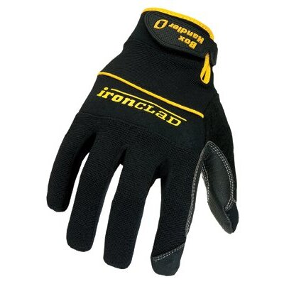Ironclad Box Handler™ Gloves - 06003-1 box handler glove medium