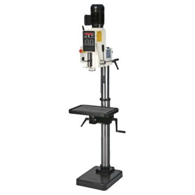 "Jet 20"" Gear Head Drill Press"