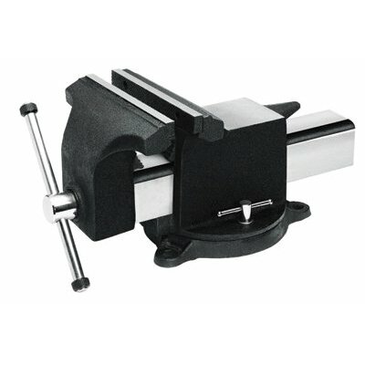 "Jorgensen Style No. 30000 Heavy-Duty Bench Vises - 8"" adjustable heavy-dutybench vise"