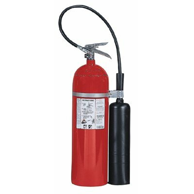 Kidde ProLine™ Carbon Dioxide Fire Extinguishers - BC Type - 15lb. pro 15 cdm carbondioxide fire exting