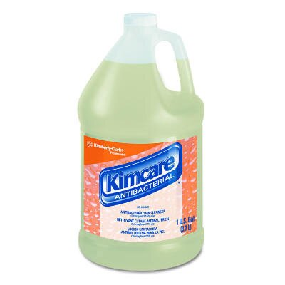 Kimberly-Clark Kimcare Liquid Antibacterial Skin Cleaner with Light Floral