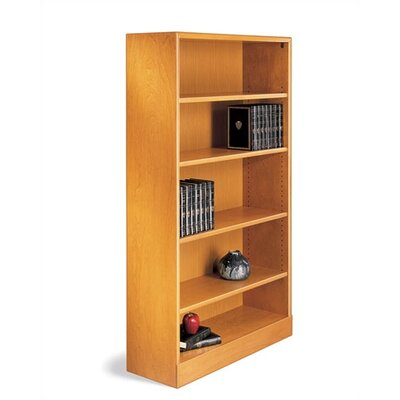 "Hale Bookcases 500 LTD Series 72"" H Six Shelf Deep Storage Bookcase"