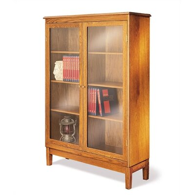 "Hale Bookcases 53"" H Traditional Library Case"