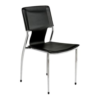 Eurostyle Tabago Stacking Chair Set  of 4