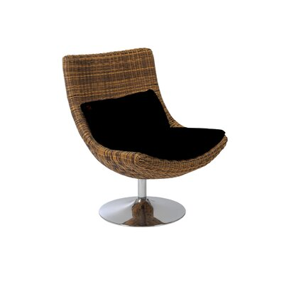Eurostyle Fenia Swivel Lounge Chair