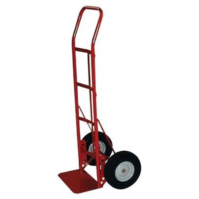 "Milwaukee Hand Trucks Flow Back Handle Hand Trucks - hand truck w/flow back handles & 10"" semi-"