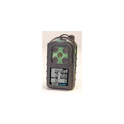 MSA Multigas Detector 3-Gas Instrument Industrial Kit For LEL, Oxygen And Carbon Monoxide (Includes Econo-Cal Kit And Datalogging Option)