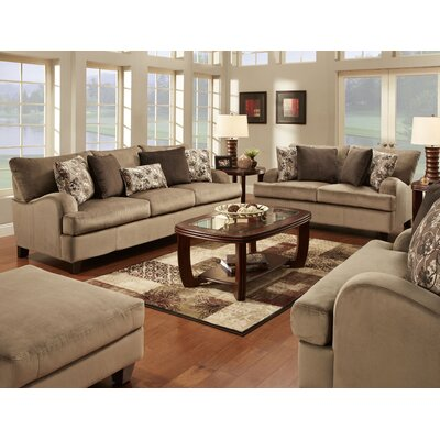 Franklin Soho Living Room Collection