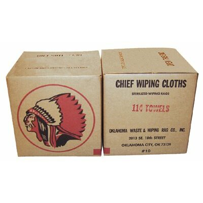 Oklahoma Waste &amp; Wiping Rag Rags - no 1 colored 6to9oz cotton wiping clot