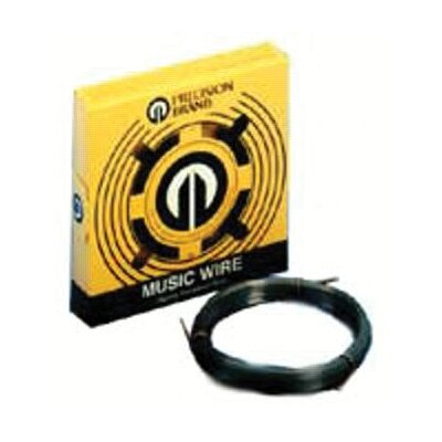 Precision Brand Music Wires - .020 dia 1lb  music wire937' long