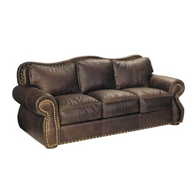 Hampton Leather Sofa