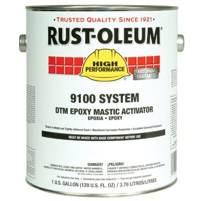 Rust-Oleum Rust-Oleum - High Performance 9100 System Dtm Epoxy Mastic Industrial Activator