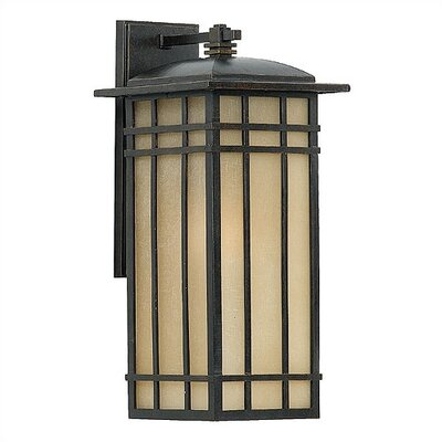 Quoizel Hillcrest 1 Light Outdoor Wall Lantern