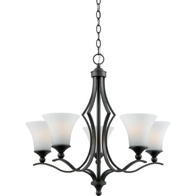 Quoizel Sarah 5 Light Chandelier