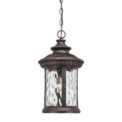 Quoizel Chimera 1 Light Outdoor Wall Lantern